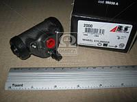 Цилиндр тормозной рабочий задний ВАЗ 2110,2111,2112,1200-1600,2121 (пр-во ABS) 2000