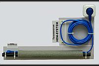 Кабель FS Hemstedt со встроенным термостатом для обогрева 32 м водопровода