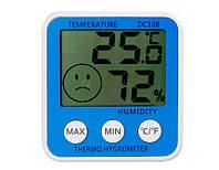 Термометр, гигрометр DC-108