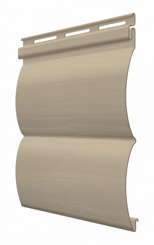 """Панель виниловая FaSiding блокхаус """"Грецкий орех"""" ВН-03. 3.66 м, фото 2"""