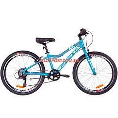 Подростковый велосипед Formula ACID 1.0 rigid 24 дюйма аквамарин