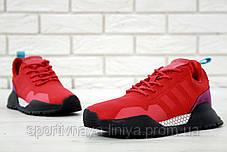 Кроссовки мужские красные  Adidas AF 1.4 Primeknit  (реплика), фото 3