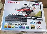 Цифровой тюнер Т2 BEKO с ip-tv и YouTube DVBT5