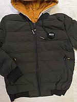 Куртки для мальчиков оптом, Glo-story, 134/140-170 рр., арт.BMA-6760, фото 7