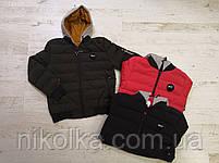 Куртки для мальчиков оптом, Glo-story, 134/140-170 рр., арт.BMA-6760, фото 2