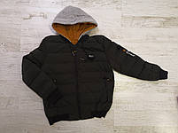 Куртки для мальчиков оптом, Glo-story, 134/140-170 рр., арт.BMA-6760, фото 3