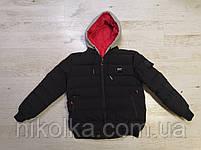 Куртки для мальчиков оптом, Glo-story, 134/140-170 рр., арт.BMA-6760, фото 4