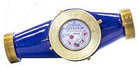 Счётчик воды ЛВКч-40У Ду40, со встроенным имп. выходом и КМЧ(Украина)