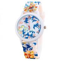Часы женские Geneva Flower