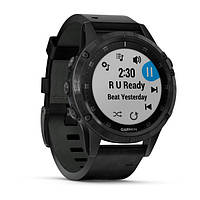 Умные часы Smart Watch Garmin Fenix 5 Plus Black, фото 2