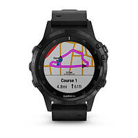 Умные часы Smart Watch Garmin Fenix 5 Plus Black, фото 3