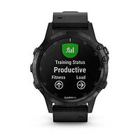 Умные часы Smart Watch Garmin Fenix 5 Plus Black, фото 6