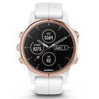 Умные часы Smart Watch Garmin Fenix 5 Plus White, фото 3