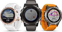 Умные часы Smart Watch Garmin Fenix 5 Plus White, фото 4