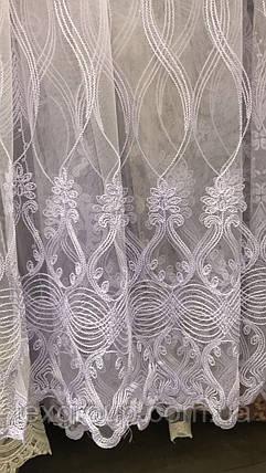 Тюль фатин корт оптом 12705, фото 2