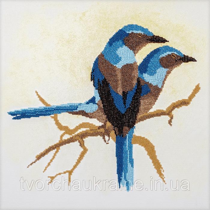 Набор для вышивки бисером Птички