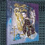 Набор для вышивки бисером Азиатка, фото 2