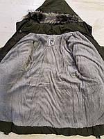 Куртка на меху для мальчиков оптом, Glo-story, 130-150 рр., арт.BMA-7591, фото 7