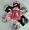 Комплект для девочки шапка на флисе и хомут с люрексом м 6149, фото 3