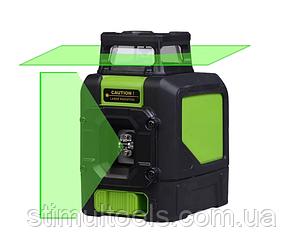 Лазерный нивелир с зеленым лучем 360 градусов