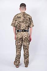 Костюм Камуфляжный ЗСУ пиксель из Рубашечной Ткани, фото 3