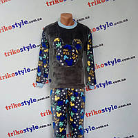 Пижама подростковая теплая