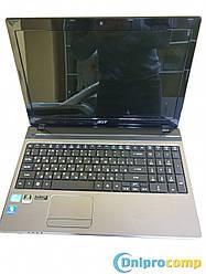 Игровой ноутбук Acer 5750g i3-2330M/4/320/GT 520M 1GB - Class A-
