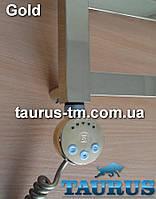 Золотой ЭлектроТЭН с регулятором, Польша. Резьба 1/2. Мощность от 300Вт до 900Вт.