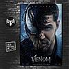 Постер Venom, Веном, Том Харди (60x89см)