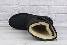 Дутіки жіночі на хутрі -30 °C, фото 2