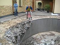 Демонтаж бетона отбойными молотками HILTI (68 Дж)