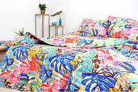 Набор Папоротник: одеяло и постельное белье
