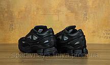 Кроссовки мужские черные Adidas Raf Simons (реплика), фото 3