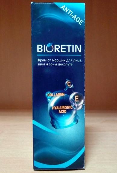 Bioretin (Биоретин) Крем от морщин для лица 12749