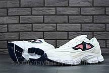 Кроссовки мужские белые Adidas Raf Simons Ozweego 2 (реплика), фото 2
