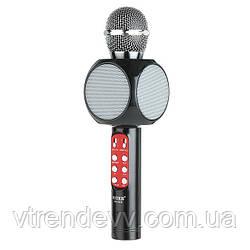 Микрофон-караоке WSTER WS-1816 (черный)