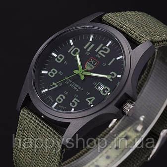 Часы мужские кварцевые XINEW (зеленые), фото 2