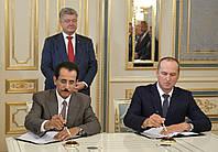 Украинские земли переходят Саудовской Аравии