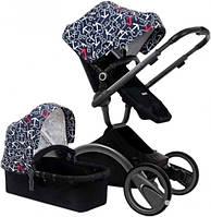 Универсальная коляска 2 в 1 Babysing V-GO Navigator , фото 1