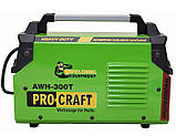 Сварочный инвертор Procraft AWH-300T, фото 3