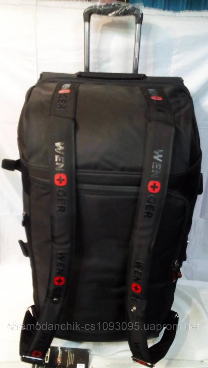 29f0fe68691b ... Сумка-рюкзак на колесах дорожная трансформер Wenger USA 922-3 117 л.,  ...
