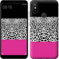 """Чехол на Xiaomi Mi A2 Шкура леопарда v3 """"2723c-1481-328"""""""