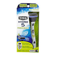 Schick Hydro 5 Select (1 картидж в комплекте) мужской станок для бритья