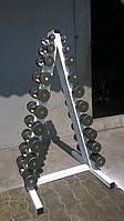 Гантельный ряд 1-10 кг, фото 1