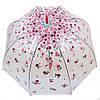 Зонт-трость женский механический FULTON (ФУЛТОН) FULL042-Rose-Bud, фото 2