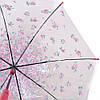 Зонт-трость женский механический FULTON (ФУЛТОН) FULL042-Rose-Bud, фото 4