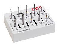 Набор фрез для фрезерного станка NTI Fundamental SET-1565 10шт.