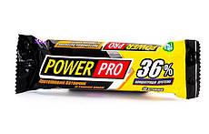 Протеиновый батончик Power Pro Bar 36% 60g. (ВАНИЛЬ)