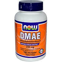 ДМАЭ (DMAE - Dimethylaminoethanol), 250 мг-100 капс.