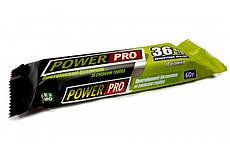 Протеиновый батончик Power Pro Bar 36% 60g. (ОРЕХ)